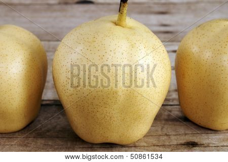 Chinese Ya Pears