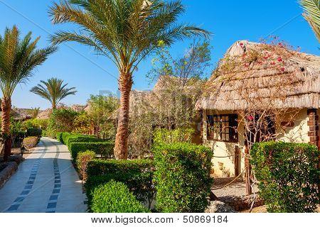 Bungalow. El Gouna, Egypt