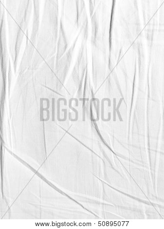 Fabric Texture White For Background