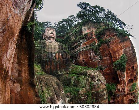 Giant Budha In Leshan