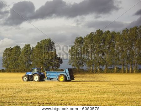 Fertilizing Fields