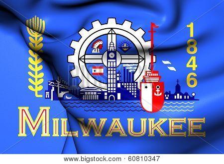 Flag Of Milwaukee