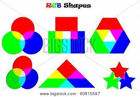 Rgb Shapes