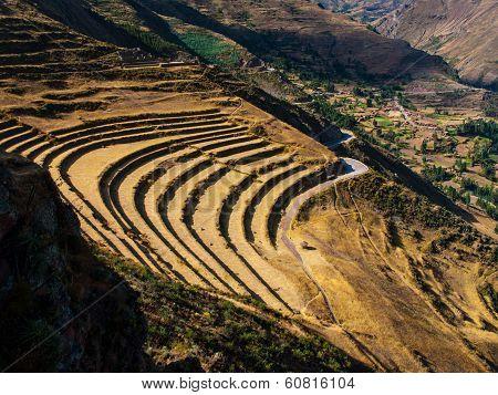Terraces Of Pisaq