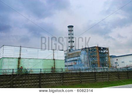 Atômica elétrica Chernobil