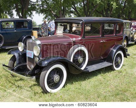 1931 Chevy Special Sedan