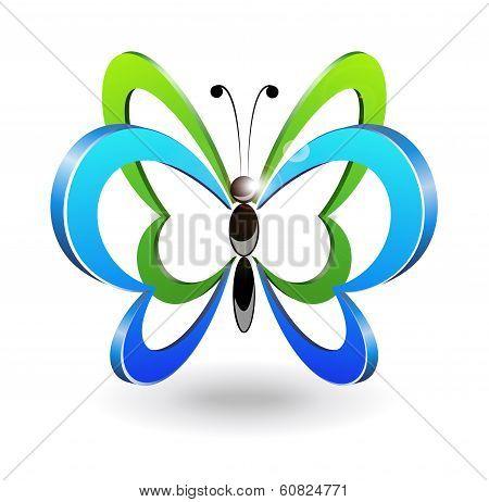 Decorative Butterfly.