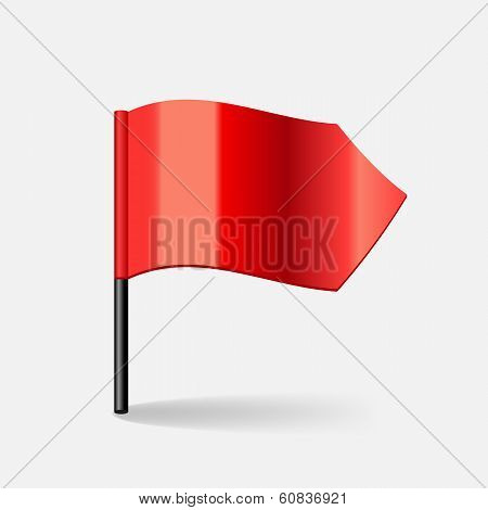 Flags. Vector Illustration