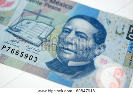 A Bill From The Mountains Of Mexico