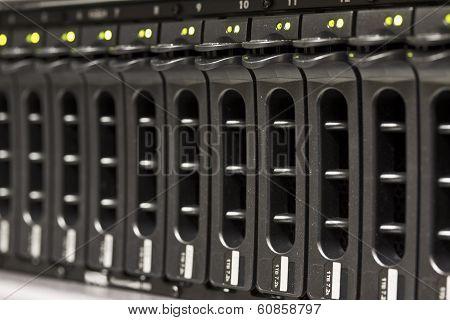 SAN Data Storage