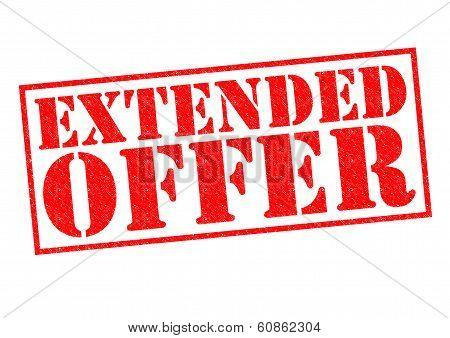 Extended Offer