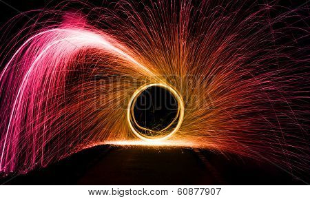Hot Glowing
