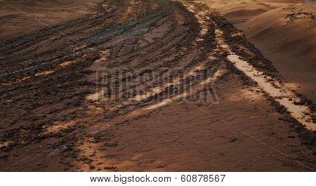 Wheel Track