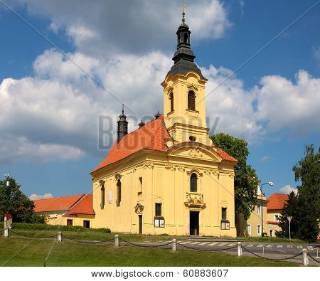 Dobris Church
