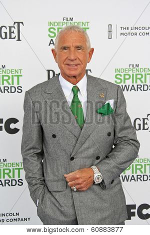 SANTA  MONICA - MAR 1: Prinz Frederic Von Anhalt at the 2014 Film Independent Spirit Awards at Santa Monica Beach on March 1, 2014 in Santa Monica, California