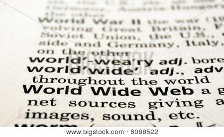 World Wide Web Defined