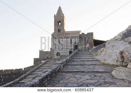 Church Of San Pietro In Portovenere