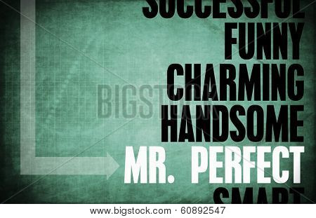 Mr. Perfect Finding the Best Match for Life