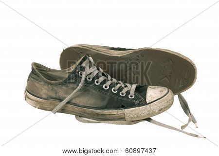 Old Canvas Sneakers