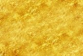 stock photo of scratch  - abstract gold texture glitter background - JPG