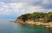 Waterfront Of Lloret De Mar, Costa Brava, Spain