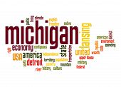 Michigan Word Cloud