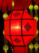 Lamp Of Yee Peng Festival