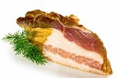 stock photo of pork belly  - bacon  - JPG
