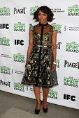 LOS ANGELES - JAN 11: Angela Bassett at the 2014 Film Independent Spirit Awards Nominee Brunch at Bo