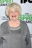 LOS ANGELES - JAN 11: June Squibb at the 2014 Film Independent Spirit Awards Nominee Brunch at Boa o