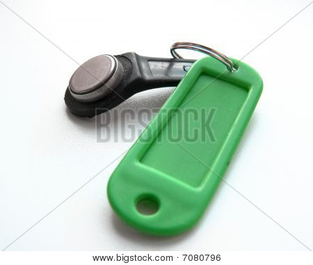 The magnetic key