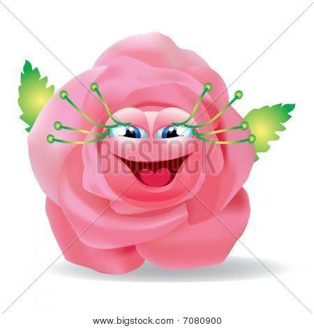 Rose Rejoices.