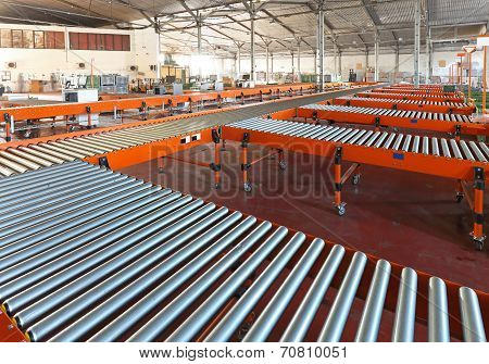 Conveyer Belt System