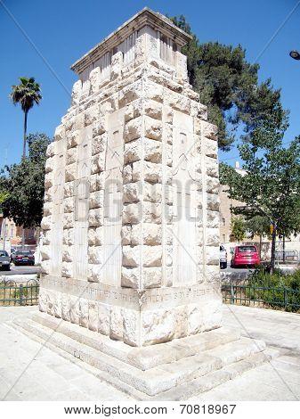 Jerusalem The London Division Memorial 2010