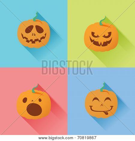 Flat Pumpkin 2