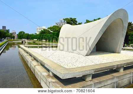 Peace Memorial Park And Memorial Hall For The Atomic Bomb Victims, Hiroshima