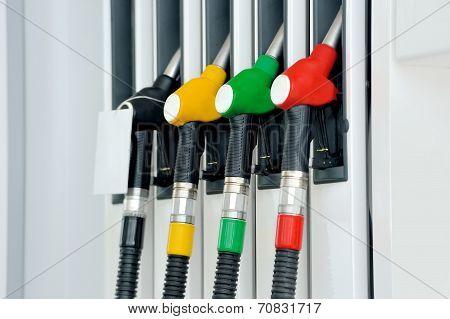 Petrol Pump Station