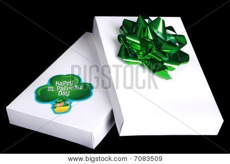 St Patricks Tag Geschenk