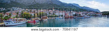 Makarska panorama