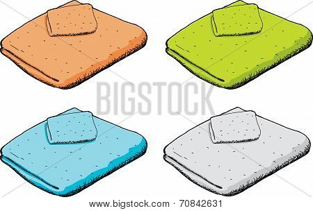 Set Of Towels