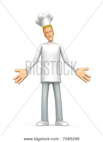 Embarrassed  Chef