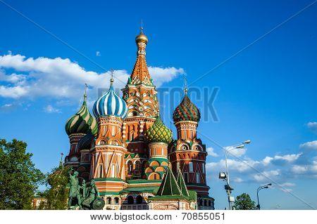 Saint Basil Moscow