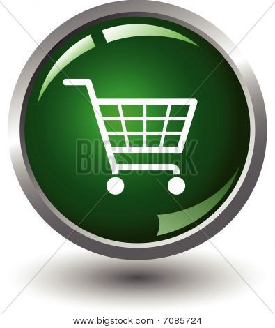 Shopping basket button