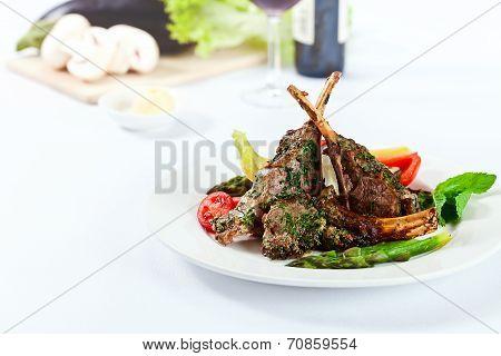 Stewed Mutton