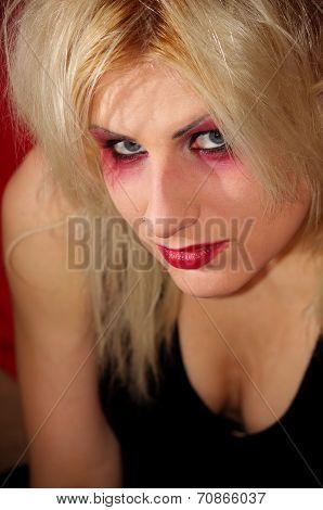 Goth Girl Selfie