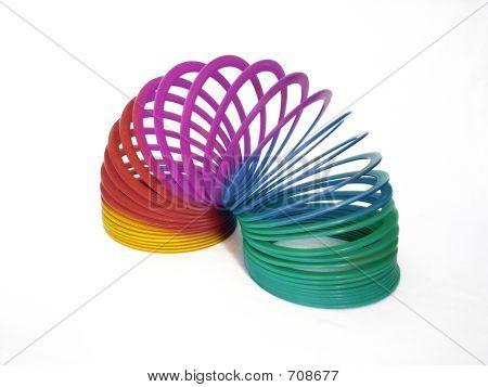Rainbow Coil - Toy