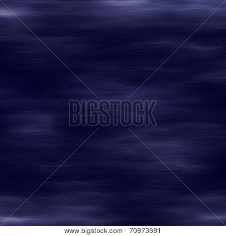Blue Sea Digital Painting Abstract Background