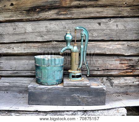 Vintage Water Pump