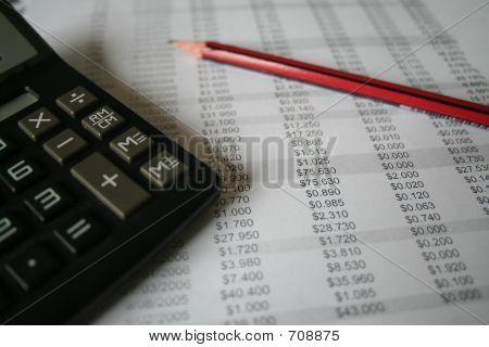 Stockmarket Lists