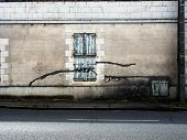 pic of graff  - Picture taken in Talence - JPG